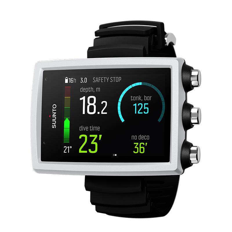 Suunto EON Core White компьютер